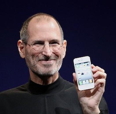 jobs white iphone 4