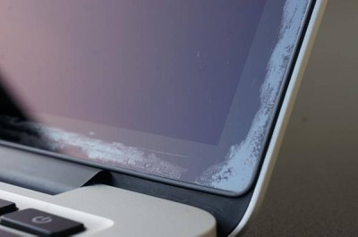 mac anti reflective coating issue