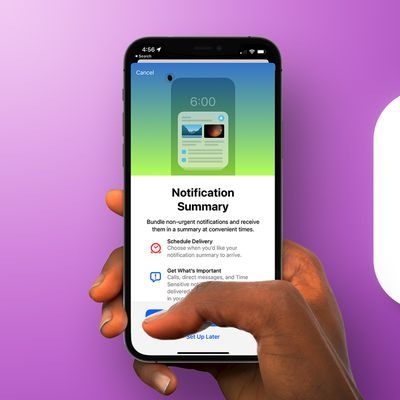 General iOS 15 Notifications Feature