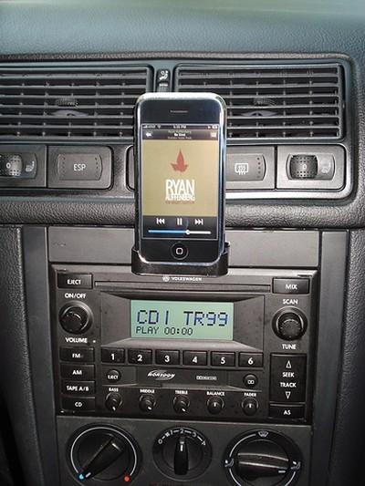 iphonecar