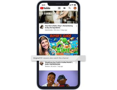 youtuberecommendationexplanation