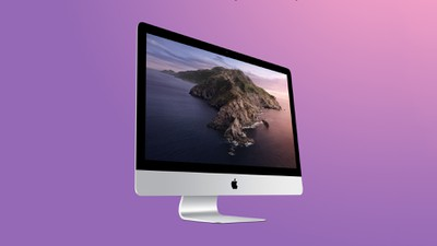 27inch iMac update feature