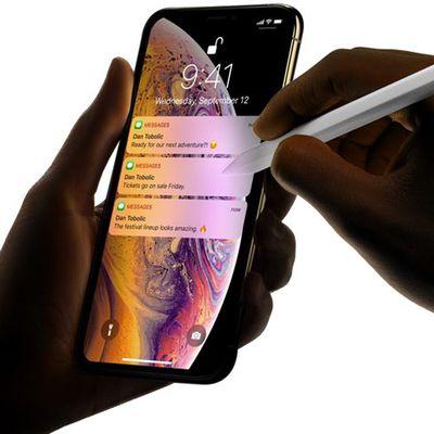 iPhone Pencil