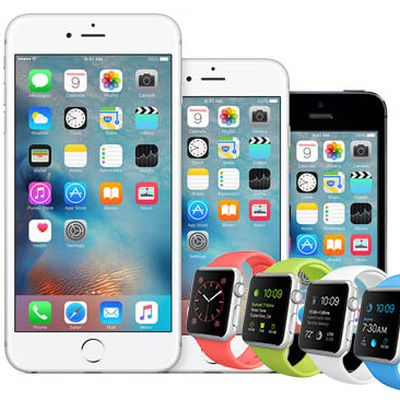 iPhone 6s and Watch