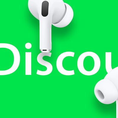 AirPods Pro Dsicount Feature