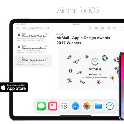 airmail ios app