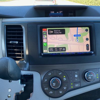 pioneer carplay overview