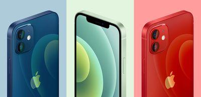 iphone 12 colors trio