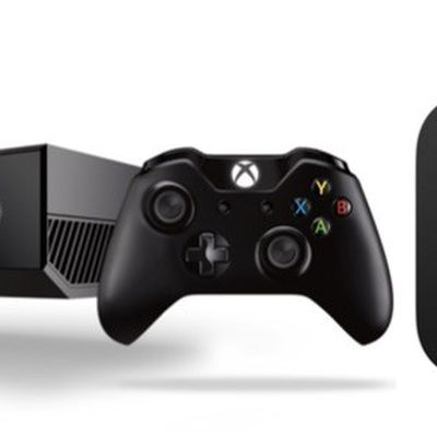 xbox one apple tv rival