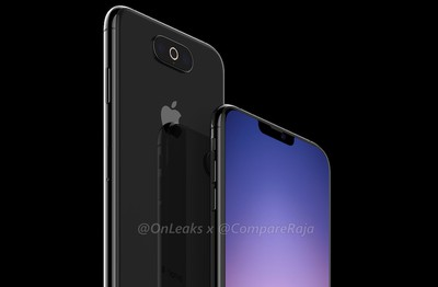 iphone 2019 triple both render