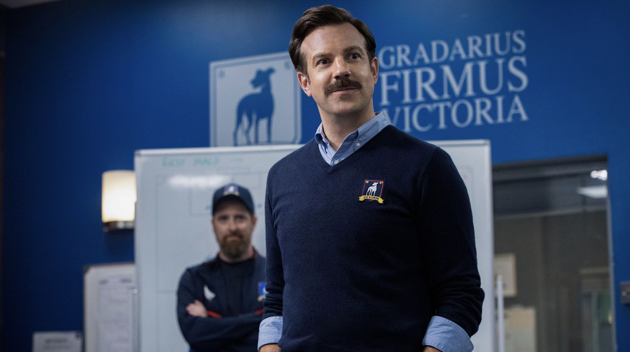photo of Jason Sudeikis Wins Golden Globe Award for Apple TV+ Comedy Series 'Ted Lasso' image