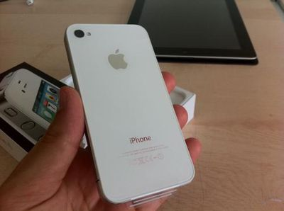 130624 white iphone 4 be sold 1 500