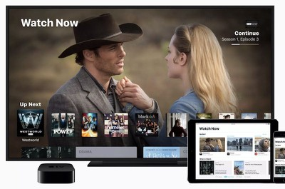 apple tv westworld
