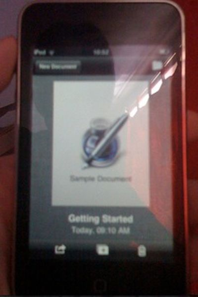 132645 pages ipod 2