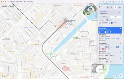 maps monterey transit