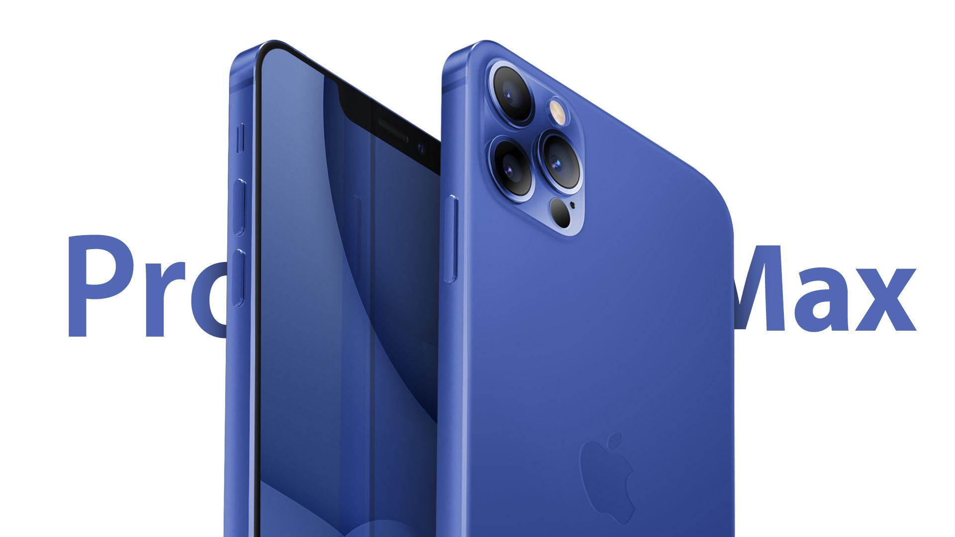 Iphone 12 Pro Max Model To Sport Unique High End Features Macrumors