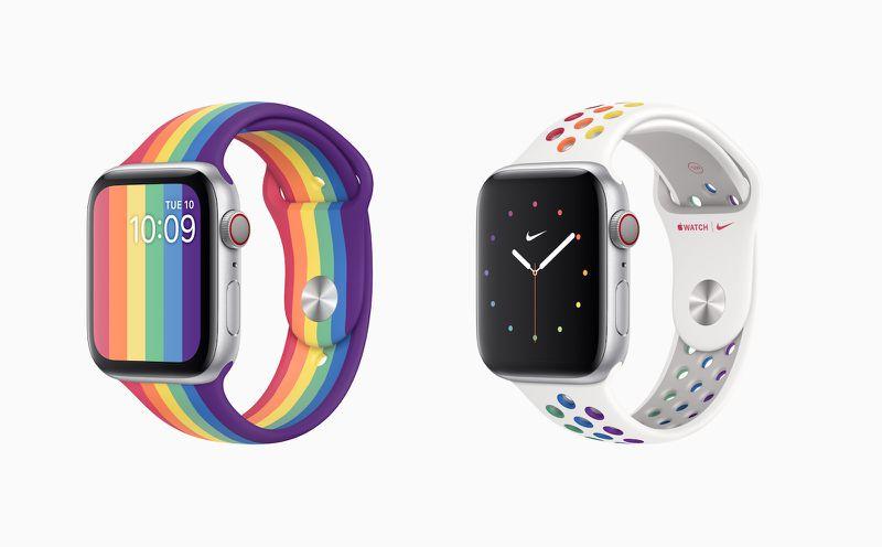 Apple Releases watchOS 6.2.5 With ECG App in Saudi Arabia, New Pride Watch Faces