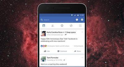 facebook star trek 2