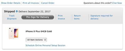 iphone 8 order status 800