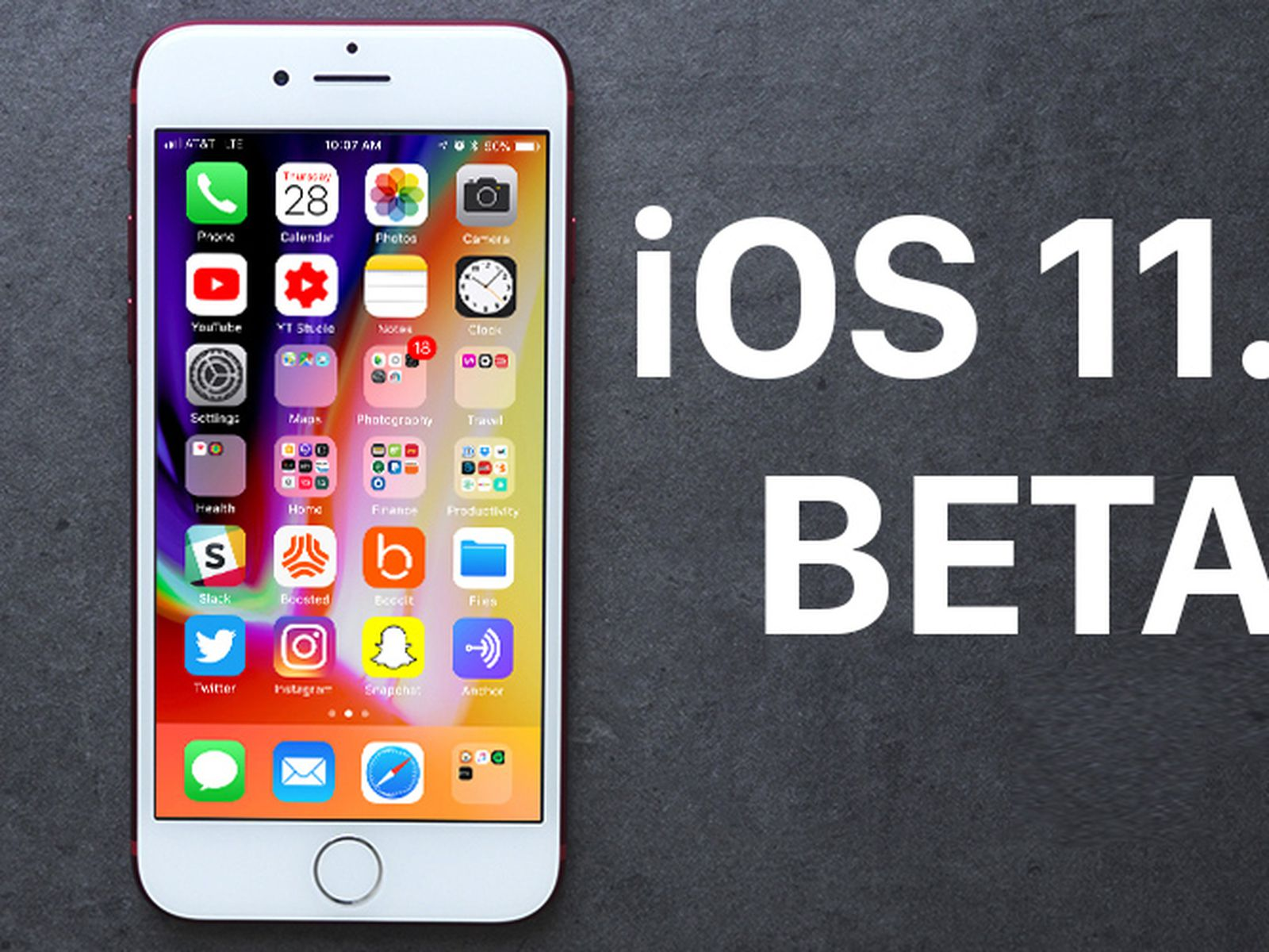 Apple Seeds Fourth Beta Of Ios 11 2 To Developers Update Public Beta Available Macrumors