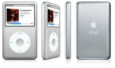 163626 ipod classic 2009 all sides