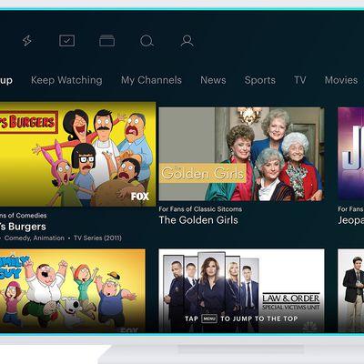 Hulu UI Higher Density