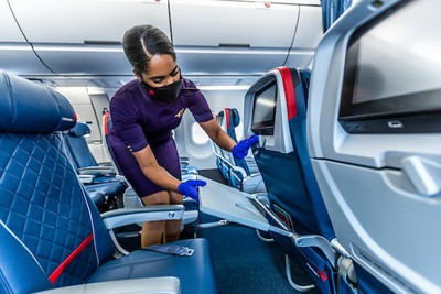 delta flight attendant