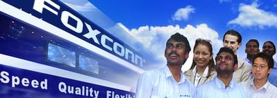 foxconn banner