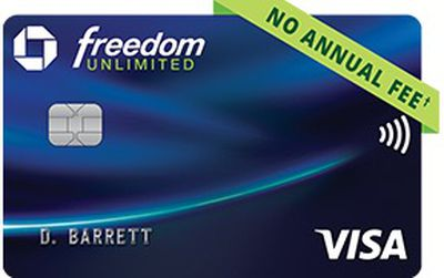 freedom unlimited card alt