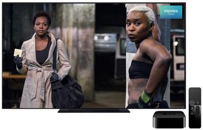 widows apple tv
