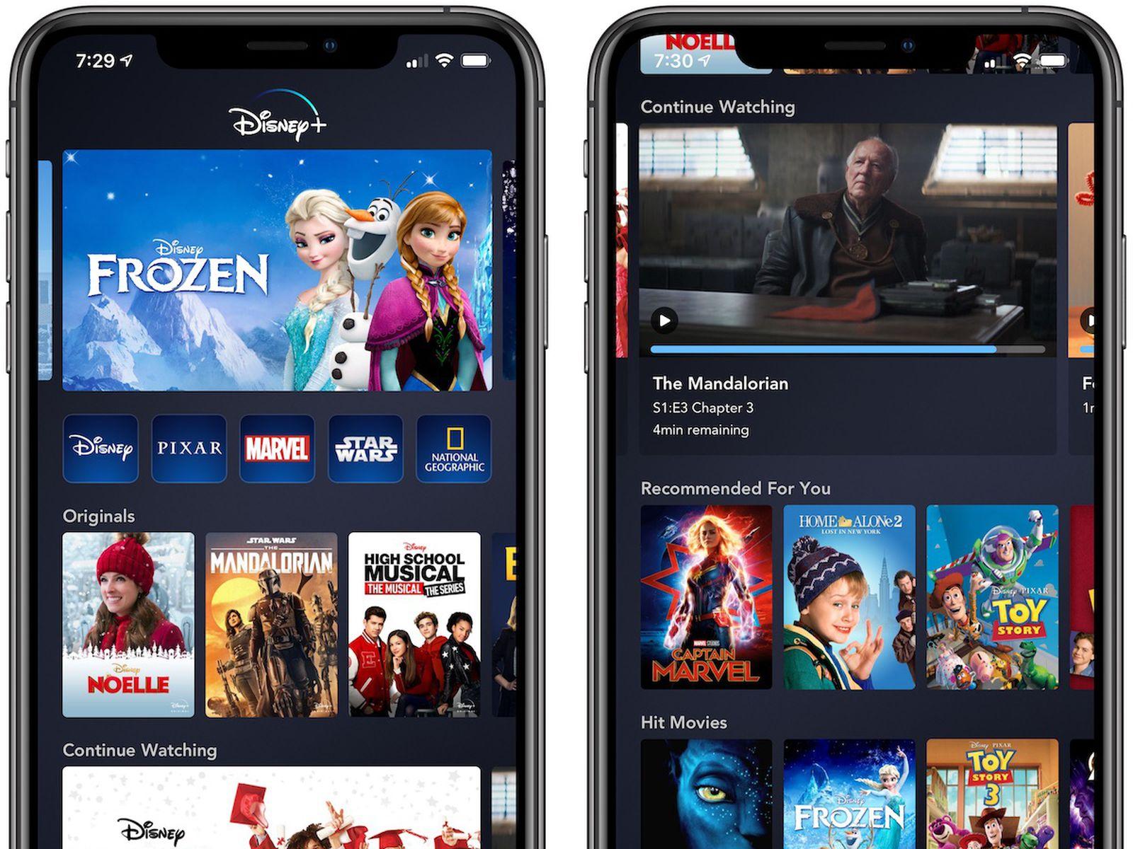 Disney Now Has 57 5 Million Paid Subscribers Macrumors