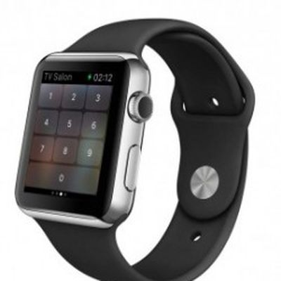 SamMote Apple Watch