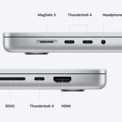 2021 macbook pro ports