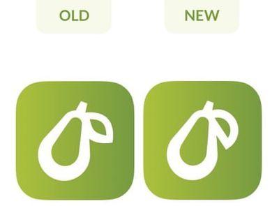 prepear app logo changes