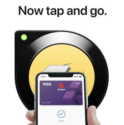 apple pay express transit london