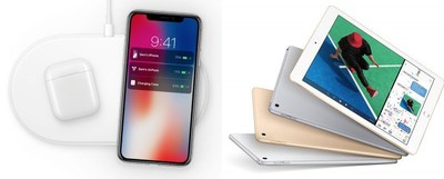 airpods airpower low cost ipad