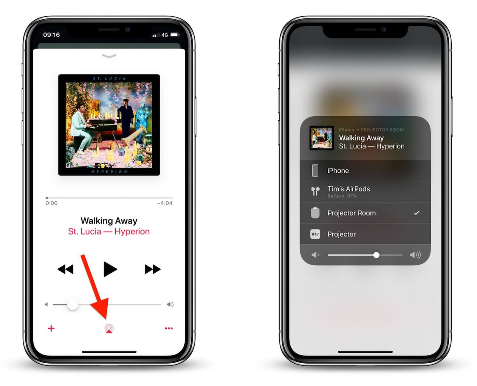 How to Stream Apple Music to an AirPlay Speaker or Apple TV ...