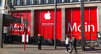 apple store jungfernstieg