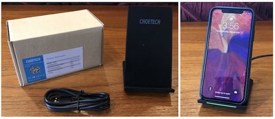 charger choetech t520