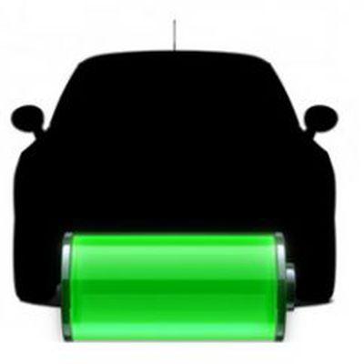 Apple car battery