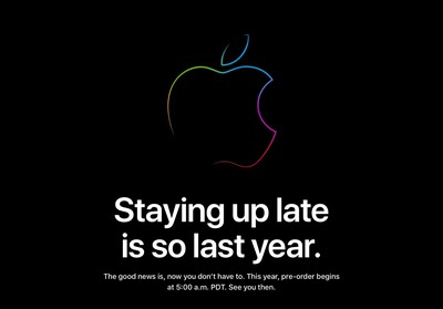 iphone 11 pre order apple store down
