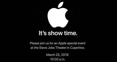 march 2019 event invite