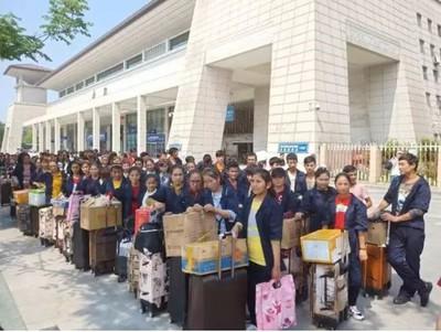 uyghur workers transfer