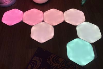 hexagonspastels