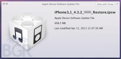 114055 Apple iOS 4 3 2110411151303 500