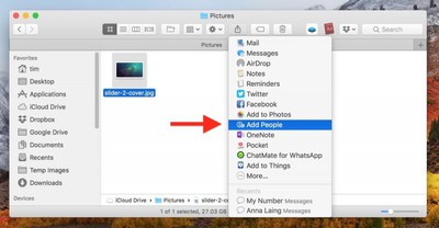 how to share icloud files on mac01
