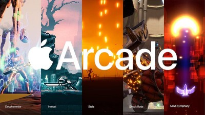 apple arcade featured