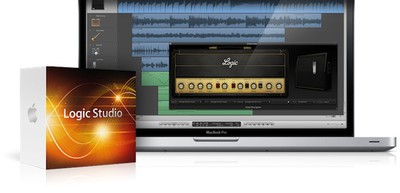 logic studio mbp