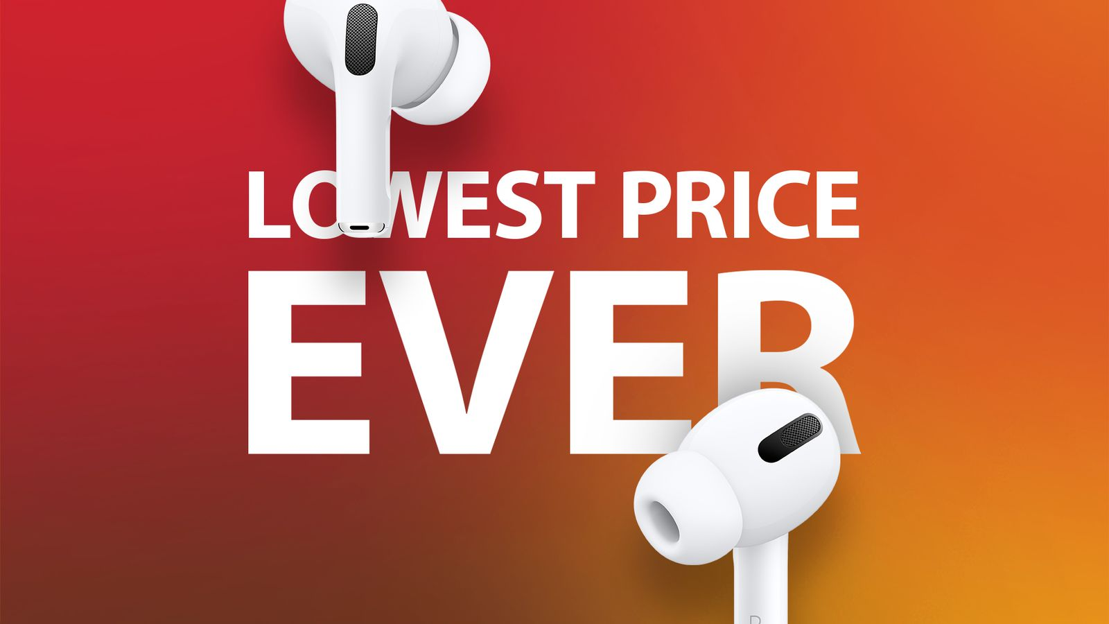 Black Friday 2020 Airpods Pro Reach Lowest Price Ever Updated Macrumors