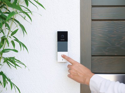netatmo smart video doorbell photo